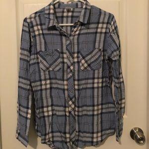 Empyre flannel shirt